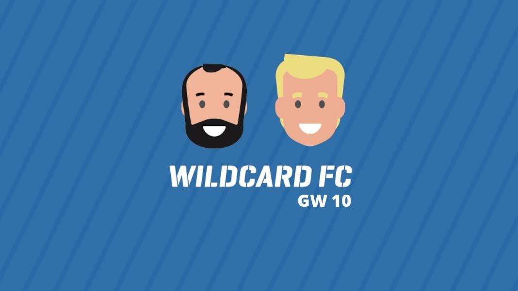 Wildcard FC - GW10 - Marius Husbø-Evensen