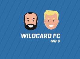 Wildcard FC - GW9 - Mads Hansen