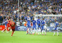 Champions League med Premier League Lag