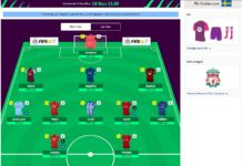 Fantasy Premier League Round 12