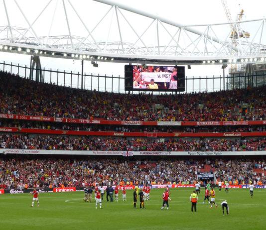 Arsenal vs. Tottenham Premier League Round 12