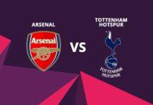 Arsenal vs Tottenham 2017/2018