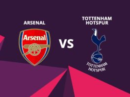 Arsenal vs Tottenham 2017/2018