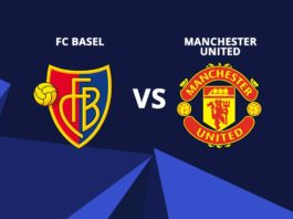 Basel vs Manchester United - 2017/18