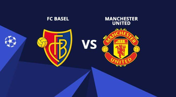 Basel vs Manchester United - 2017/18