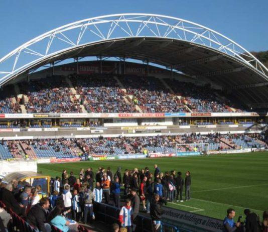 Huddersfield Arena