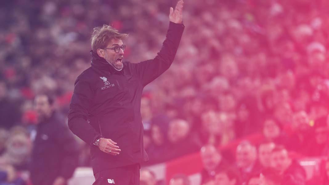 Klopp Liverpool vs Chelsea