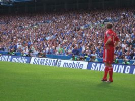 Liverpool Chelsea match