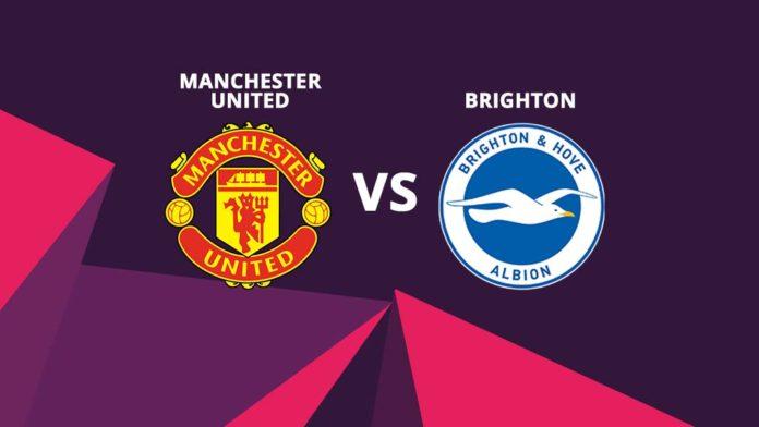 Manchester utd vs Brighton