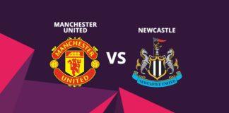 Manchester utd vs Newcasttle - 2017/2018