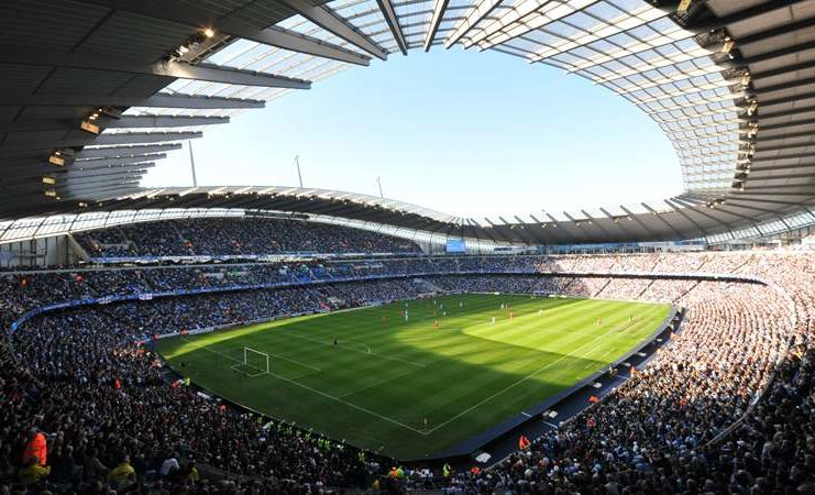 Man City Stadium