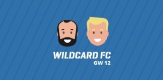 Wildcard FC - GW12