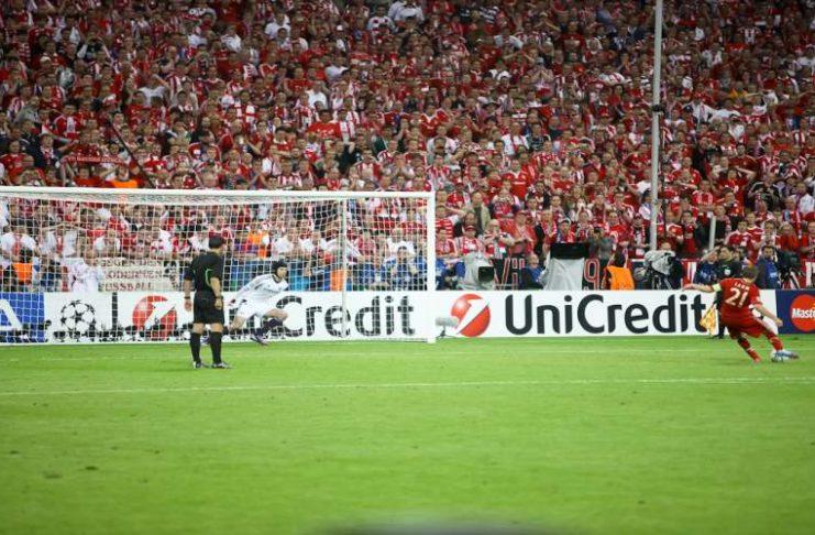 Champions League Premier League Last Round